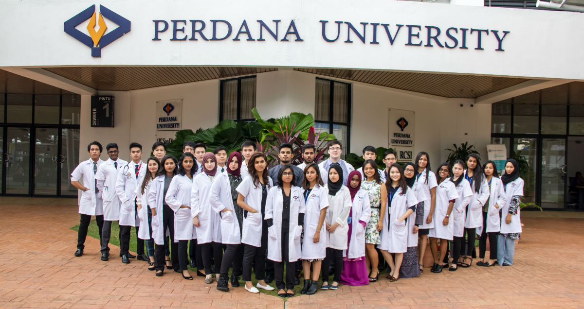 Why Perdana University? | Perdana University Graduate School of Medicine